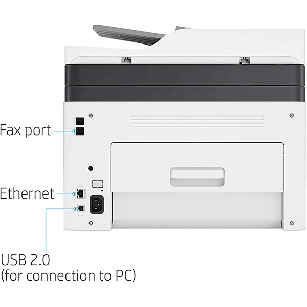 hp color laser 179fnw wireless all in one laser printer with mobile printing & built-in ethernet (4zb97a)3