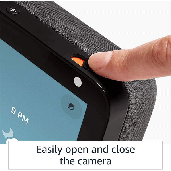 Echo Show 8 - HD smart display with Alexa - stay connected with video calling3