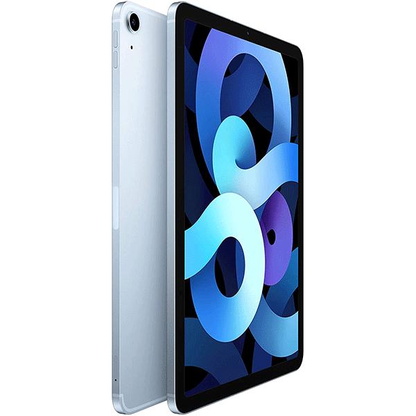 2020 Apple iPad Air (10.9-inch, Wi-Fi + Cellular, 256GB) - Sky Blue (4th Generation) 3