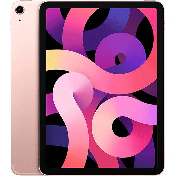 2020 Apple iPad Air (10.9-inch, Wi-Fi + Cellular, 256GB) - Rose Gold (4th Generation) 2