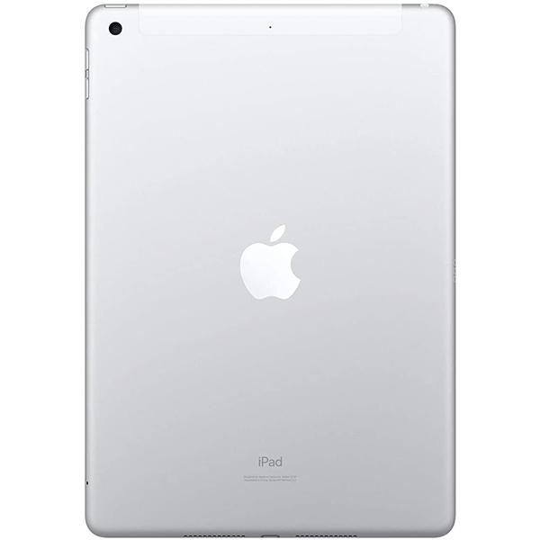 Apple iPad (10.2-inch, Wi-Fi, 128GB) - Silver (8th Generation)3