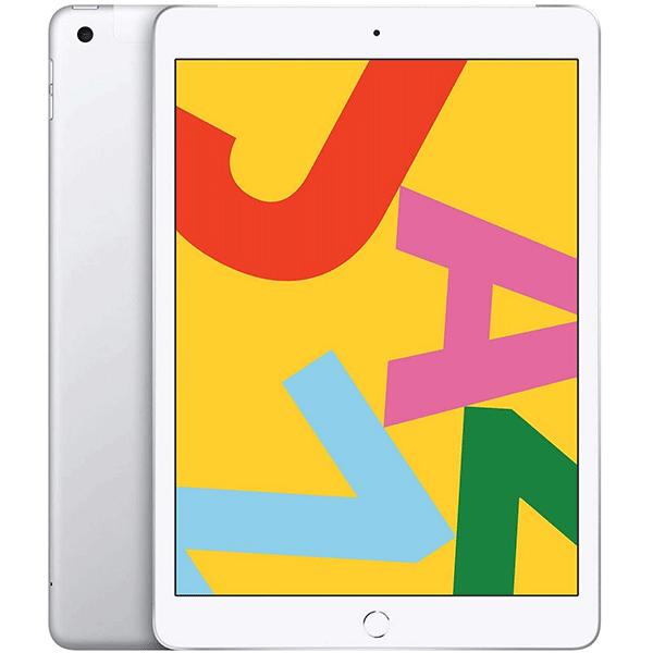 Apple iPad (10.2-inch, Wi-Fi, 128GB) - Silver (8th Generation)2