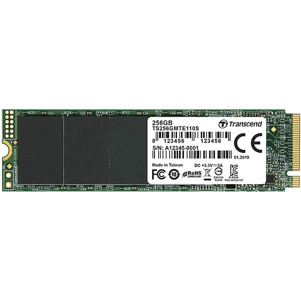 TRANSCEND 110S INTERNAL SSD M.2 PCIe Gen 3*4 NVMe 2280 512GB (TS512GMTE110S)2