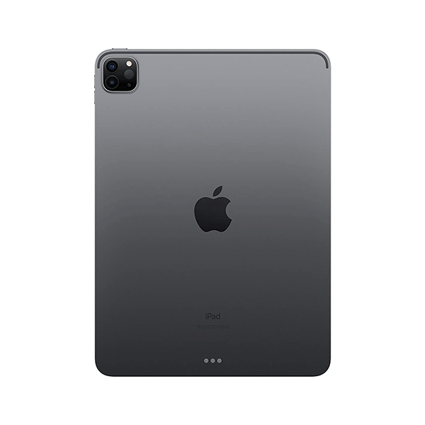 2020 apple ipad pro (11-inch, wi-fi + cellular, 128gb) - space gray (2nd generation)3