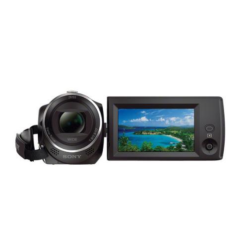 Sony - HDRCX405 HD Video Recording Handycam Camcorder (black)4