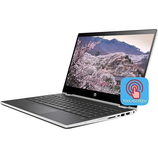 HP Pavilion X360 - Intel Core i7-1165G7 16GB RAM, 512GB SSD, 14 Inch Touch FHD (1920x1080), Backlit / English Keyboard, Window 10 Home - Silver | 1W807AV2