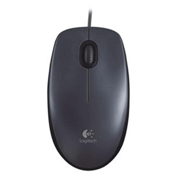 logitech usb optical mouse - m90 (910-001794 )3