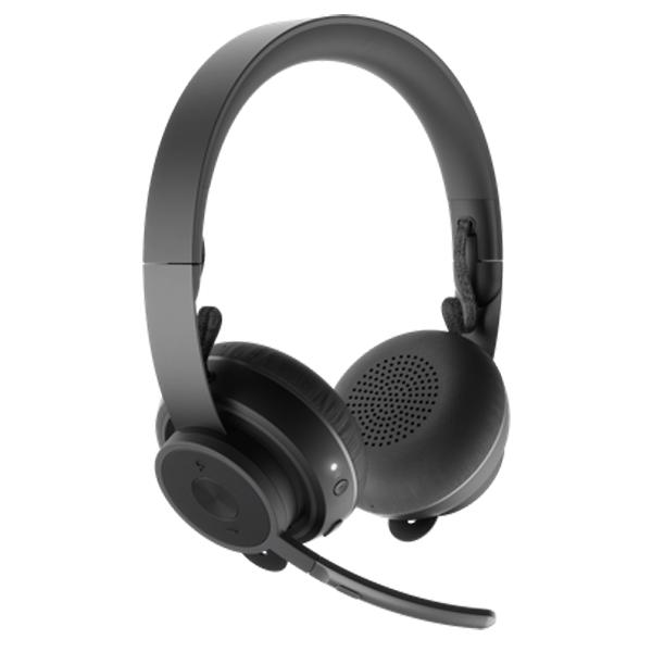 Logitech Wireless with Bluetooth Headset Zone (981-000914)2