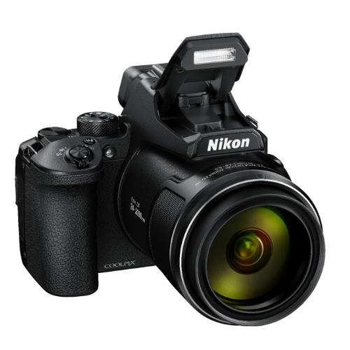 Nikon - Coolpix P950 16.0-Megapixel Digital Camera - Black2