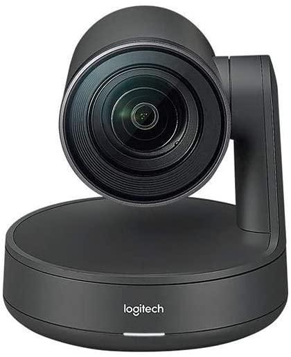 Logitech Rally Plus Ultra-HD Conference Cam - BLACK - USB (960-001242)3
