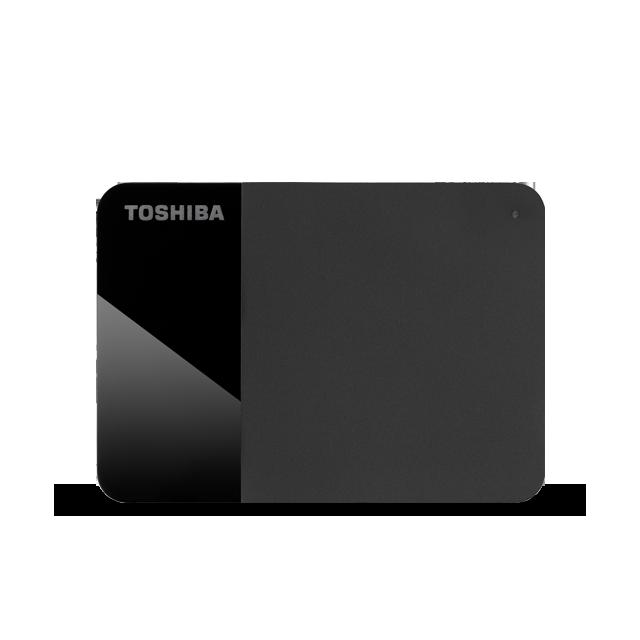 Toshiba External Canvio Ready 2TB; USB 3.2 Gen 1 (USB 2.0 compatible) - Black (HDTP320EK3AA)4