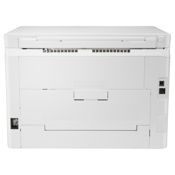 hp color laserjet pro mfp m183fw multifunction wireless printer, scan, copy and fax with built-in fast ethernet, 7kw56a4