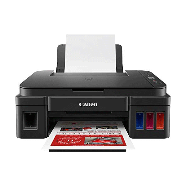 Canon PIXMA G3411 All-In-One inkjet Printer & Extra Black Ink2