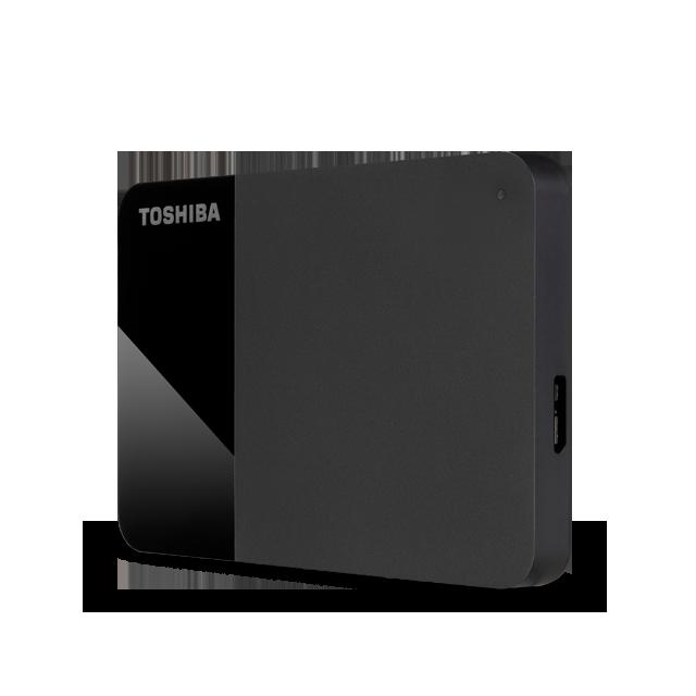 Toshiba External Canvio Ready 2TB; USB 3.2 Gen 1 (USB 2.0 compatible) - Black (HDTP320EK3AA)2