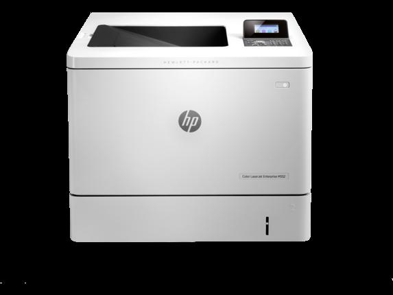 HP LaserJet Color Enterprise M552DN – Color LaserJet Enterprise M552DN Printer4
