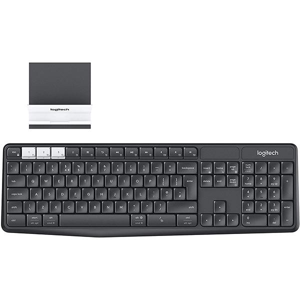 logitech wireless multi-device keyboard k375s - 920-0081812