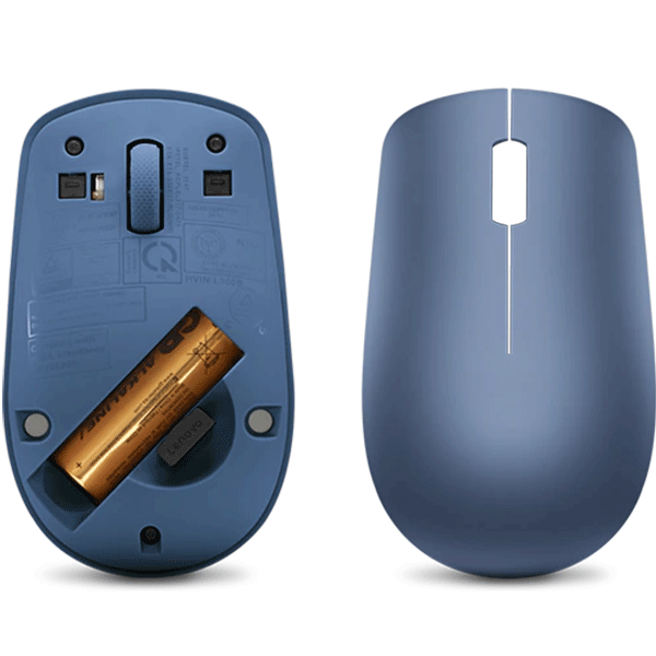 Lenovo 530 Wireless Mouse (Abyss Blue) with battery (GY50Z18986)4