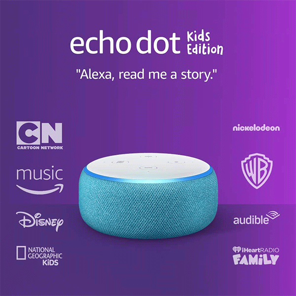 Echo Dot Kids Edition - an Echo designed for children, with parental controls 4