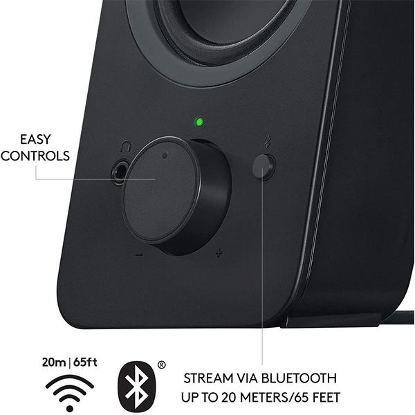 logitech speaker z207- 980-0012954
