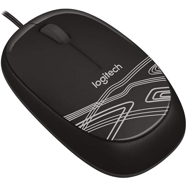 logitech usb optical mouse m105 (910-002943)3