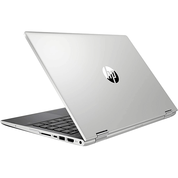 HP Pavilion X360 - Intel Core i7-1165G7 16GB RAM, 512GB SSD, 14 Inch Touch FHD (1920x1080), Backlit / English Keyboard, Window 10 Home - Silver | 1W807AV3