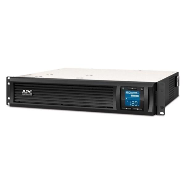 APC Smart-UPS,1500VA Rack Mount, LCD 230V with SmartConnect Port (SMC1500I-2UC)2