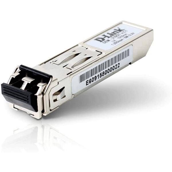 d-link dem-310gt 1-port sfp lx sm fiber transceiver (up to 10km, support 3.3v power) 2
