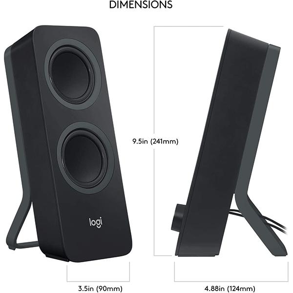 logitech speaker z207- 980-0012953