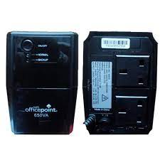 Description   Officepoint 650VA UPS- Backup power supply4