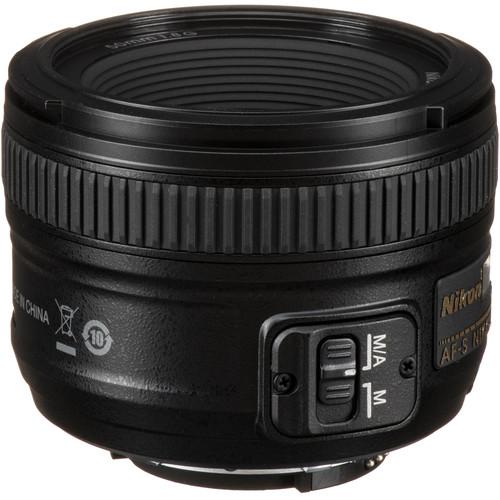 NIKKOR 50mm Prime lens2
