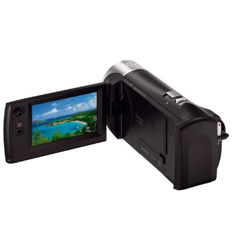 Sony - HDRCX405 HD Video Recording Handycam Camcorder (black)3