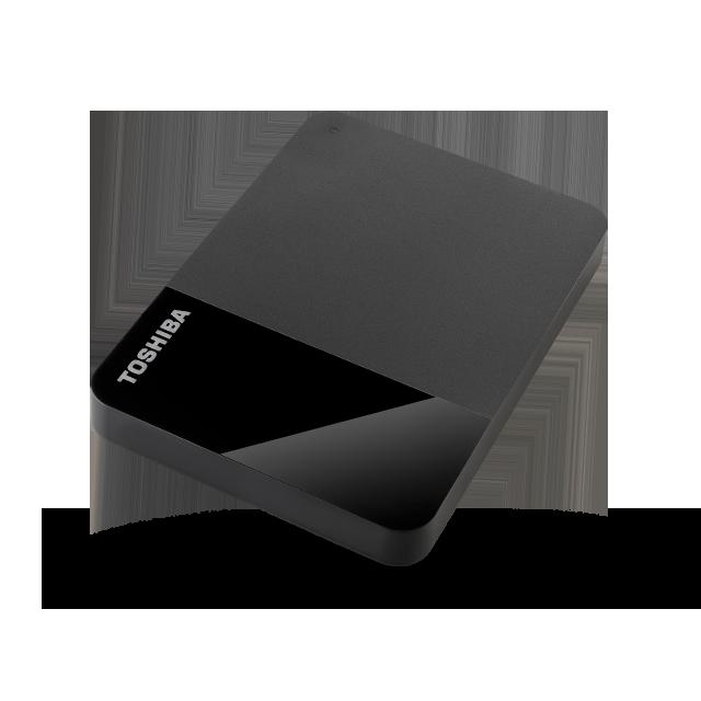 Toshiba External Canvio Ready 2TB; USB 3.2 Gen 1 (USB 2.0 compatible) - Black (HDTP320EK3AA)3