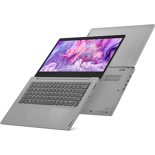 Lenovo IdeaPad 3, Core i3 1005G1, 4GB DDR4 2666, 1TB, NO OS, 14 Inches HD, Platinum Grey – (81WD00TCUE)4