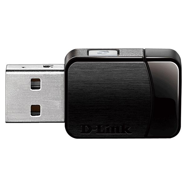 D-Link DWA-171 Wi-Fi Wave 2 AC600 USB 2.0 Wireless Adapter2